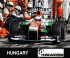 Paul di Resta - Force India - Hungaroring, 2013