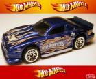 Ford Mustang Cobra de Hot Wheels