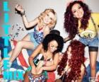 Little Mix, quarteto musical feminino britânico