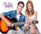 Tomás e Violetta