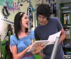 Francesca e Marco, cantando