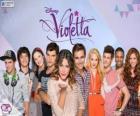 Personagens de Violetta