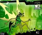 Insectóide, Ben 10 Omniverse