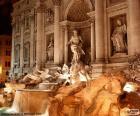 Fonte de Trevi, Roma, Itália