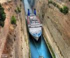 Canal de Corinto, Grécia