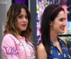 Violetta e Francesca