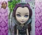 Raven Queen, líder de Rebels em Ever After High