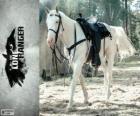 Silver é o cavalo de John
