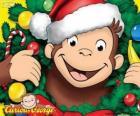 Curious George no Natal