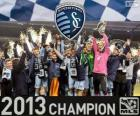 Sporting Kansas City, campeão MLS 2013