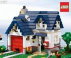 Uma casa de Lego