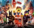Personagens principais do filme Lego