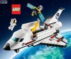 Ônibus espacial ou vaivém espacial de Lego City