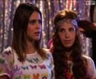 Violetta e Camila