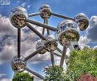Atomium, Bruxelas, Bélgica