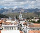 Cidade histórica de Sucre, Bolívia