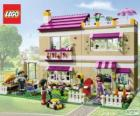 A casa de Olivia, Lego Friends