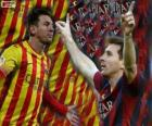 Leo Messi, artilheiro da história do FC Barcelona