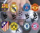 Liga dos Campeões - UEFA Champions League 2013-14 Quartas-de-final