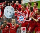 Bayern de Munique campeão 13-14