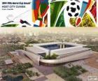 Arena Pantanal (42.500), Cuiabá