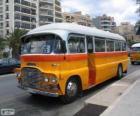 Ônibus de Malta