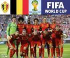 Seleção da Bélgica, Grupo H, o Brasil 2014