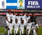 Seleção de Honduras, Grupo E, Brasil 2014