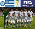 Seleção da Grécia, Grupo C, Brasil 2014