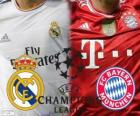 Liga dos Campeões - UEFA Champions League 2013-14 meia-final, Real Madrid - Bayern
