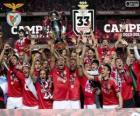 Benfica, campeão 2013-2014