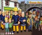 Personagens, Sam o bombeiro