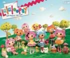 Lalaloopsy, as bonecas de pano