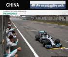 Lewis Hamilton campeão do Grande Prêmio da China de 2014