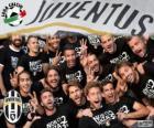 Juventus campeão 2013-20014