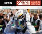 Lewis Hamilton, campeão do GP da Espanha 2014 2014