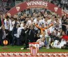 Sevilla FC, campeão UEFA Europa League 2013-2014