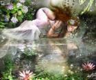 Fada Ondina, são ninfas aquáticas de beleza espetacular