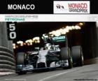 Lewis Hamilton - Mercedes - GP de Mônaco 2014, 2º classificado