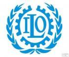Logo OIT, Organização Internacional do Trabalho