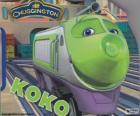 Koko, locomotiva elétrica de Chuggington