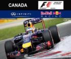 Sebastian Vettel - Red Bull - GP do Canadá de 2014, 3º classificado