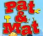 Logo Pat e Mat