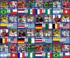Oitava final, Brasil 2014