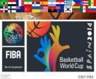 Campeonato Mundial de Basquetebol de 2014. Campeonato FIBA hospedado pela Espanha