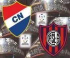Club Nacional do Paraguai vs San Lorenzo de Almagro da Argentina. Final Copa Libertadores da América de 2014