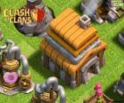 Prefeitura 5, Clash of Clans