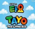 Logotipo da TAYO o pequeno autocarro