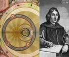 Nicolau Copérnico (1473-1543), astrônomo polonês que formulou a teoria heliocêntrica do sistema Solar