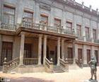 Palácio do Conde de Buenavista, cidade do México, México